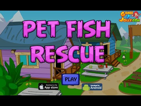 Games2jolly pet fish rescue walkthrough 2017 crzy for Pet fish games